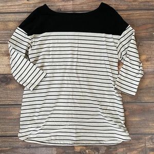 Old Navy Striped Maternity Sweater